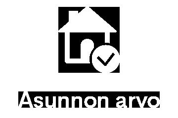 Asunnon arvo